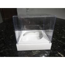 100 Caixas De Acetato Para Cupcake Frete Gratís! R$ 150,00