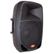 Caixas Donner Acústica Injetada Dr 1515p Falante 15 200w 12x
