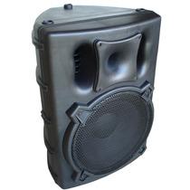 Caixa Csr 4000 Amplificada 300w 15 Titanio Usb