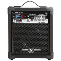 Caixa Amplificada Mf200bt 50 Rms Fm/bluetooth, Usb, Sd