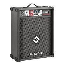 Caixa Amplificada Multiuso Ll 200 Usb E Fm - 50 Watts