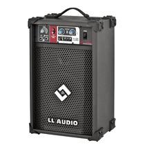 Caixa Amplificada Multiuso Ll 100 Com Fm - 25 Watts