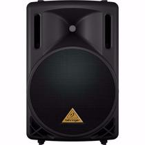 Caixa De Som Behringer Amplificadora B212d 550w - 127v