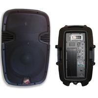 Caixa Ativa Prime Sound 15 340 Watts Ps 15 Dlx Frete Grátis