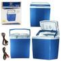 Mini Geladeira Refrigerador E Aquecedor 23l Bivolt Casa E Ca