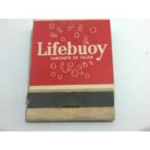 Caixa De Fósforo Sabonede De Saúde Lifebuoy - Lt0041