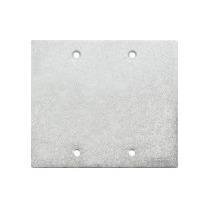 Tampa Para Caixa De Piso 4x4 Cega Tomada Aluminio Tramontina