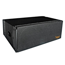 Kit De Caixas Line Array Ativas 350w Rms + Graves/sub Vegaz