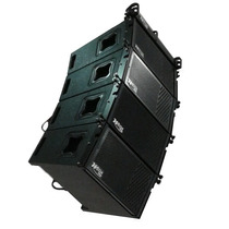 Caixa Acústica Line Array W108 Wega Audio