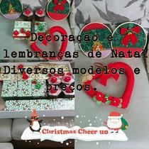 Decoração E Lembrança De Natal