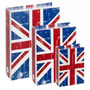 Conjunto Caixa Livro 3 Peças Book Box Reino Unido England