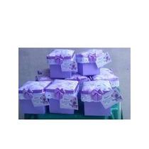 Lembrancinha Para Nascimento-caixa Em Mdf Decorada