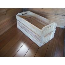 Caixote De Feira (madeira) Tamanho Padrão