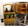 Caixas De Madeira Para Cerveja Artesanal