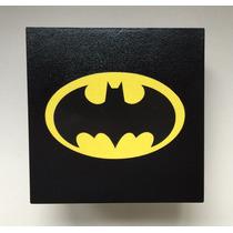 Caixa Decoupage Batman