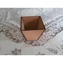 Cachepot 10x10x6 Artesanato