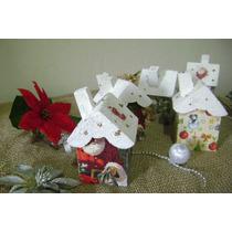 Mini Casinha Natal