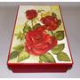 Caixas Para Presente - Arte Francesa Rosas Ou Cavalo