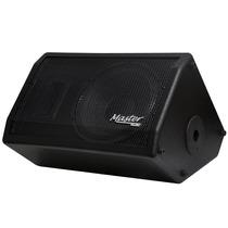 Retorno Monitor De Palco Caixa Acustica 200w Rms Master