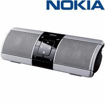 Caixinha Som Portátil Alto Falante Nokia Com Bluetooth Md-5w