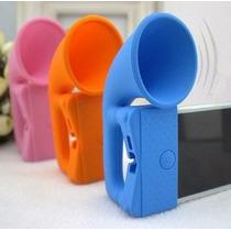 Base Dock Amplificador De Som Para Iphone 5/5s