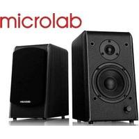 Monitor Microlab Caixa De Som Speaker 2.0 48w Rms - B-77 Nfe