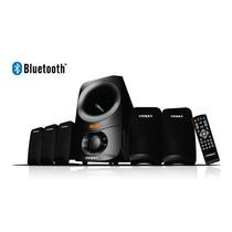 Speaker Satellite As-597bl Subwoofer Bluetoot