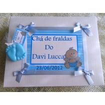 Caixa Com 30 Lembrancinhas Perfumadas Maternidade E Chá Bebê