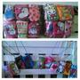 Kit Com 12 Saquinhos Lembrancinhas Aniversário Maternidade