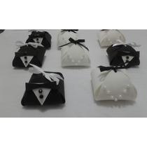 Kit De 100 Unidades De Decoração Para Bem Casado.