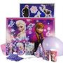 Kit Festa Completa Frozen Elsa Disney Para 08 Convidados