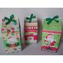 50 Caixas Surpresas Personalizadas Natal 15x7x7
