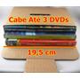 25 Caixas De Papelão Até 3 Dvds Ou Livros Sedex Carta Pac