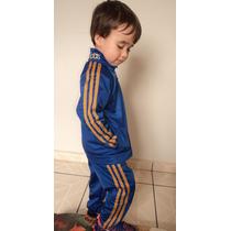 Oferta! Agasalho Conjunto Adidas Infantil