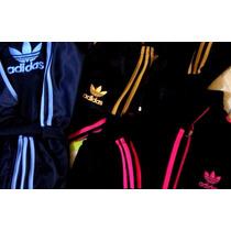 Agasalho Adidas Conjunto Infantil Calça E Blusa Varias Cores