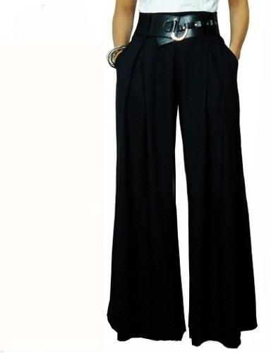 Modelagens de calças pantalona