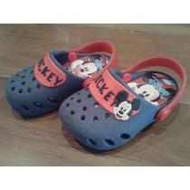 Crocs Infantil Menino Mickey