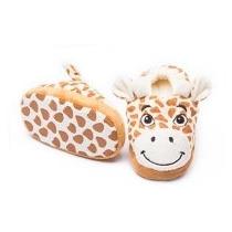 Pantufa Sapatinho Girafa Bebê Neném - Sonho De Luz