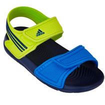 Sandália Adidas Shine Akwah 9 Original Importada Bebê Menino