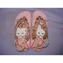 Chinelo Hello Kitty Ipanema
