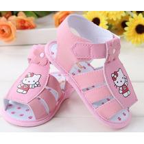 Sandalia Hello Kitty - Bebe - Menina- Recém Nascido