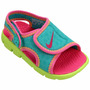 Sandália Nike Sunray Adjust 4 Original Importada Bebê Menina