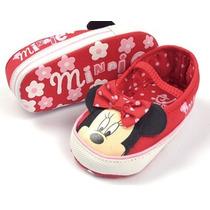 Sapatinho Para Bebê Da Minnie-importado