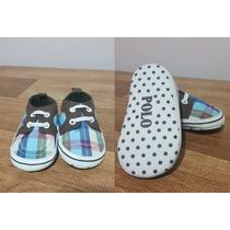 Importado China - Calçado Pra Bebês 6-9 Meses 12,5cm Solado