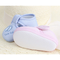 Sapatinho Para Bebê Antiderrapante Infantil Menina E Menino