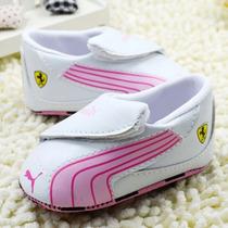 Tênis Puma Ferrari Para Bebê