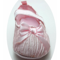 Sapato Bebê - Calçado Infantil Bailarina - Frete Grátis