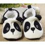 Sapatinho De Bebê Panda Importado Pronta Entrega