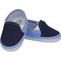 Sapato Bebe Masculino / Sapatenis Menino - Rech Baby