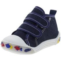 Bota Infantil Jeans
